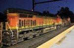 BNSF 5499 on Q158